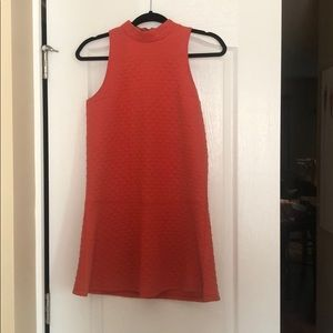 Abercrombie and Fitch mock necked dress